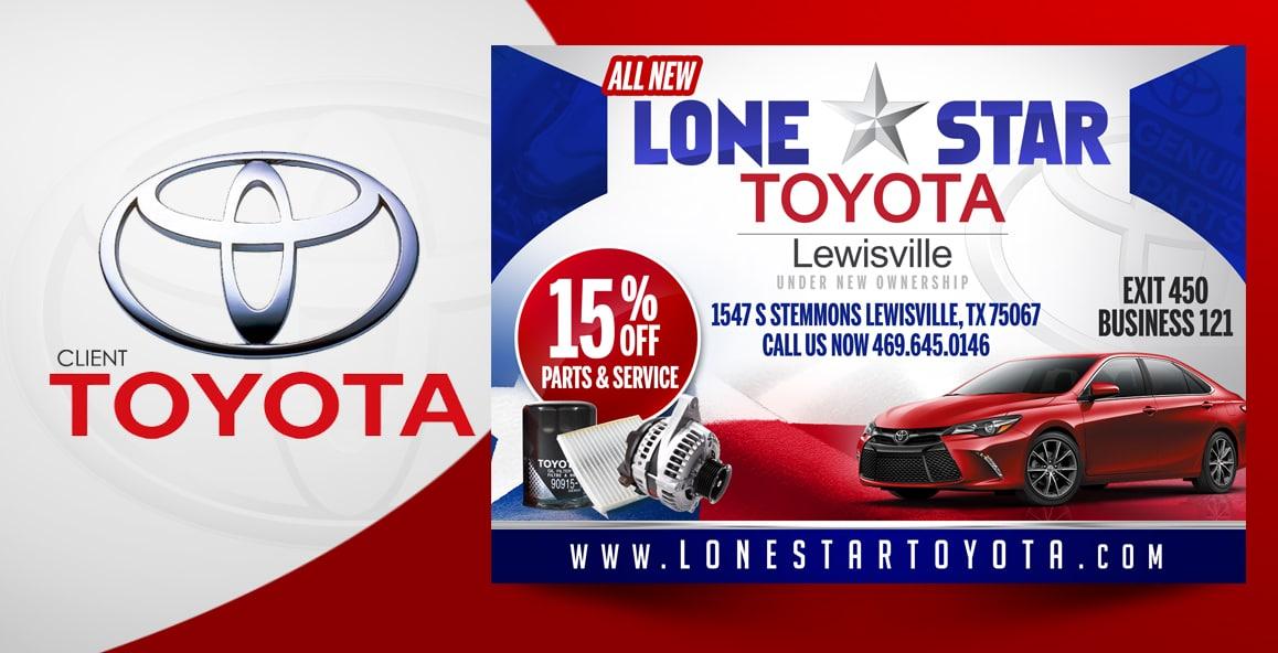 Toyota Promo Ad