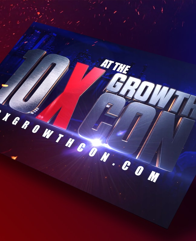 10x Growth Con Teaser