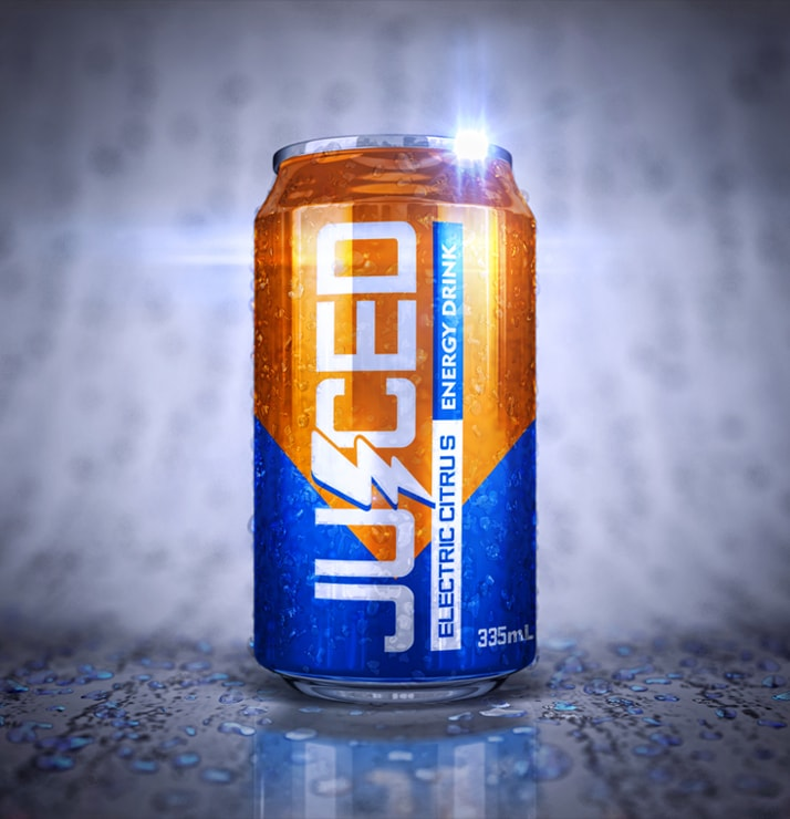 Juiced Energy Drink