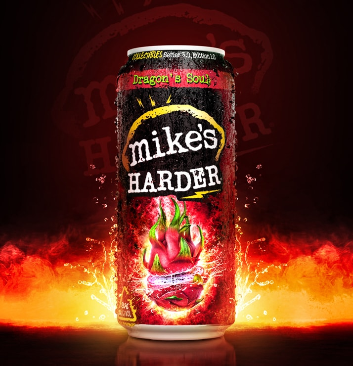 Mikes Harder Dragon Fruit
