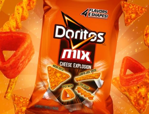 Doritos Mix Commerical
