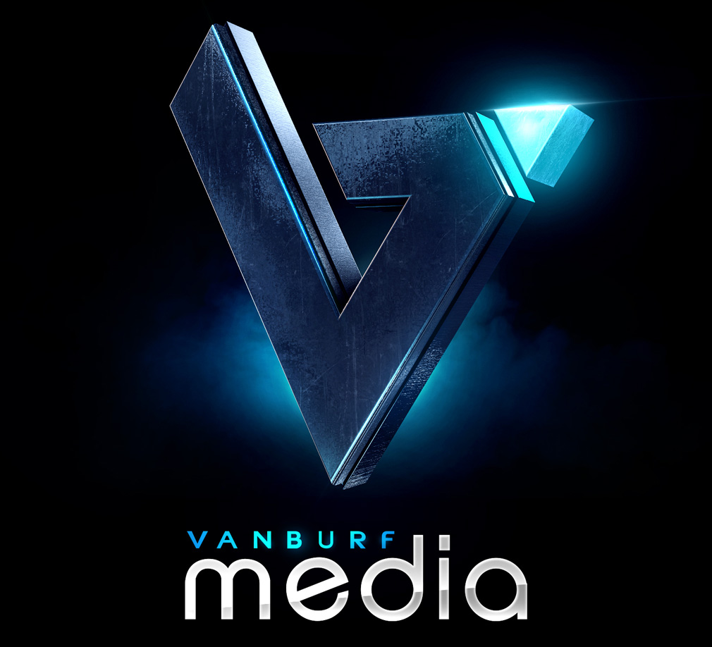 Vanburf Media Logo